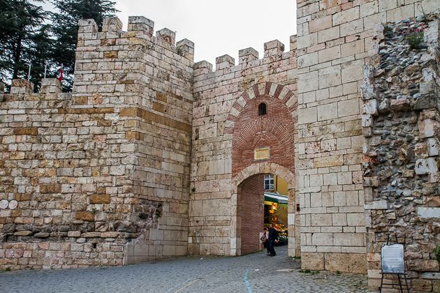 Bursa City Wall Gate