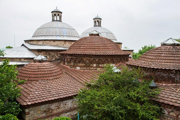 Old Hamam Bursa