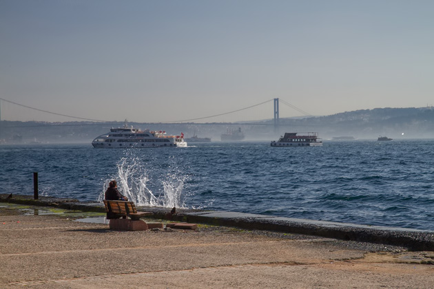 Istanbul Splash