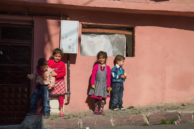 Kids In Istanbul