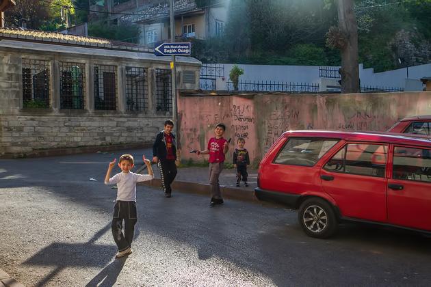 Gun Dance Istanbul