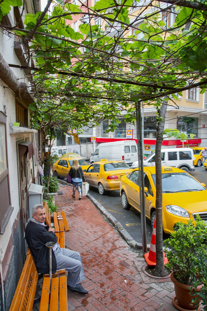 Taxi Driver Istanbul