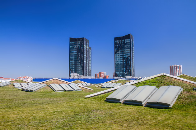 Green Modern Istanbul