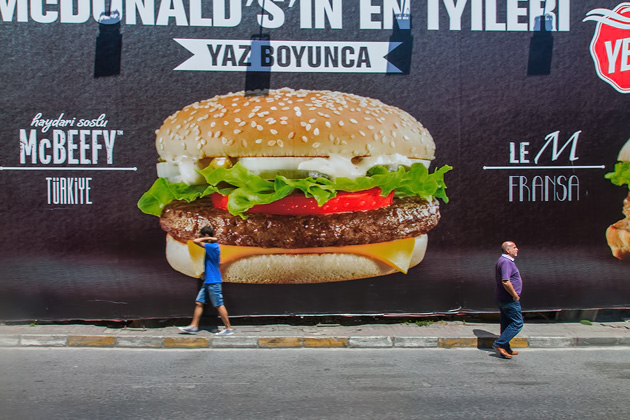 Burgers Istanbul