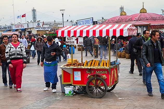 Istanbul-Corn-Milk