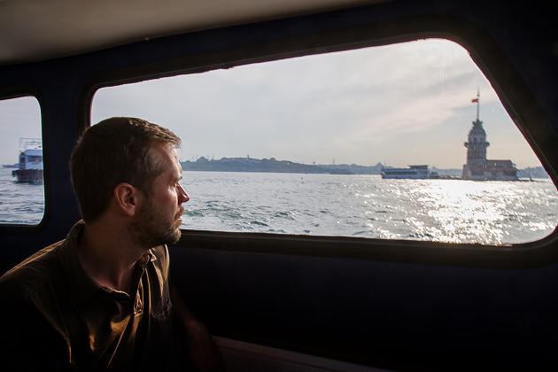Ferry Over to Kız Kulesi