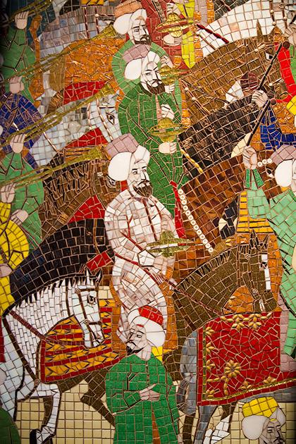 Army-Turkey-Mosaic