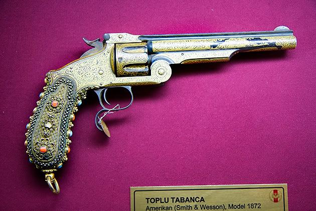 Fancy-Pistol