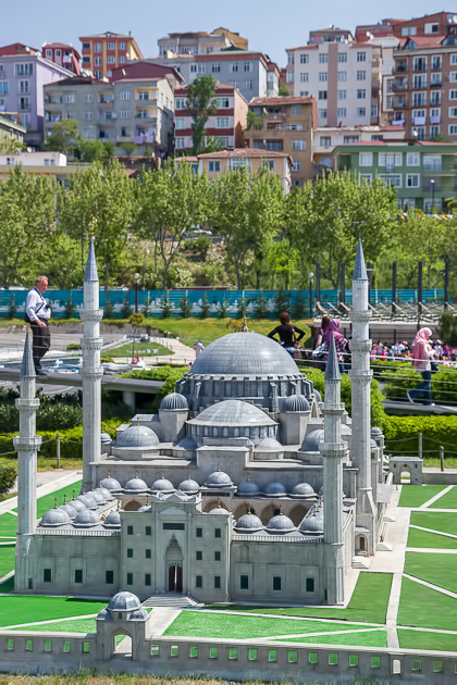Miniaturk Istanbul