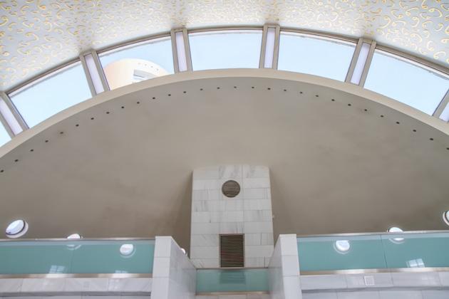 Modern Religion Architecture Istanbul