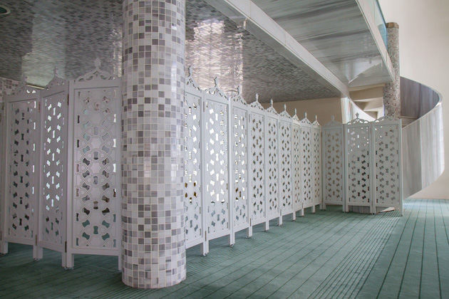 Design Yeşilvadi Mosque