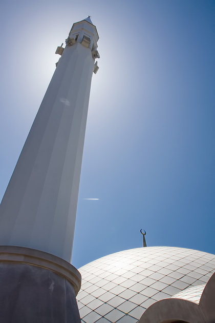 Şakirin Moschee