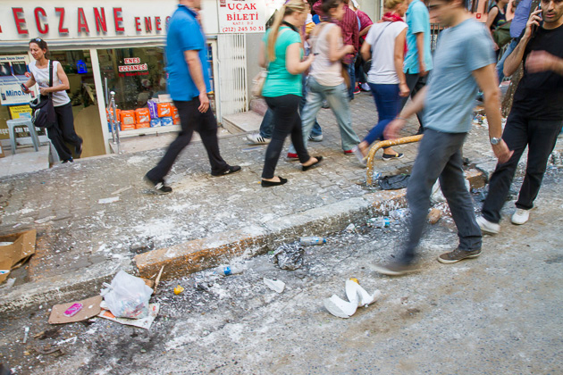 Cihangir Gezi Blog