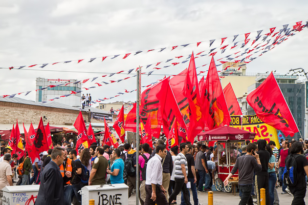 Polital Taksim