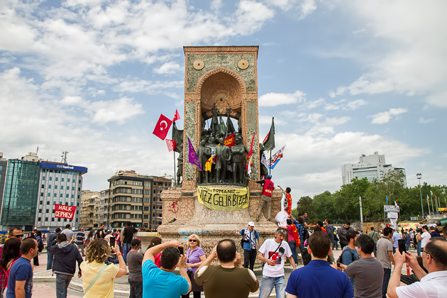 Taksim Occupy Istanbul