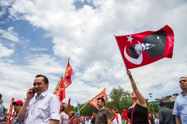 Occupy Gezi News Blog
