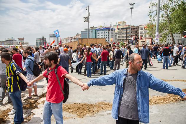 Occupy Istanbul News Blog