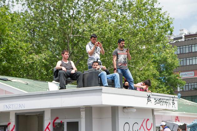 Social Media Gezi Parki