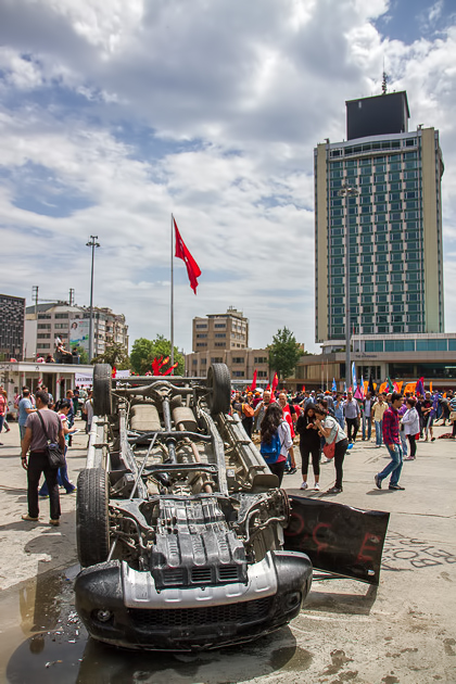 Istanbul Occupy June 2013
