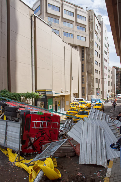 Occupy Istanbul Block