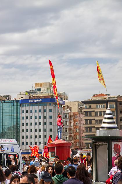 Occupy Istanbul Gezi News Blog
