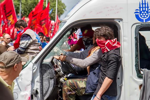 Punks Gezi Park