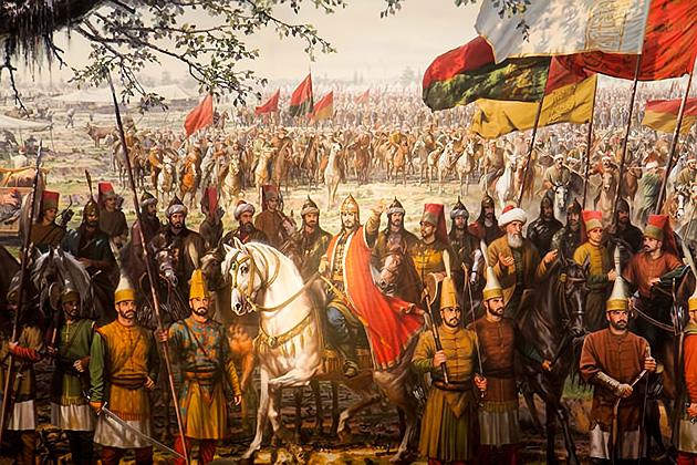 Sultan-Mehmet-II