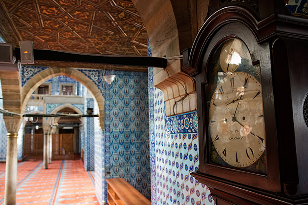 Mosque-Clock