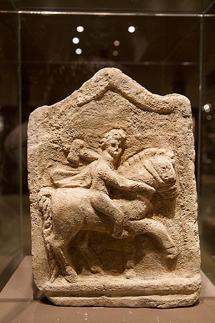 Byzantine-Horse-Man