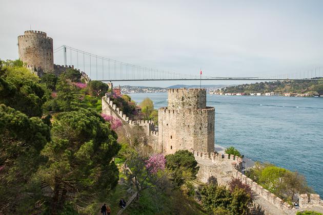 Burg Rumeli Hisarı