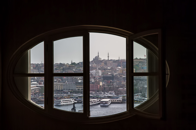 View Ottoman Bank Istanbul