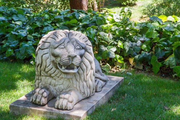 Sakip Sabanci Museum Lion