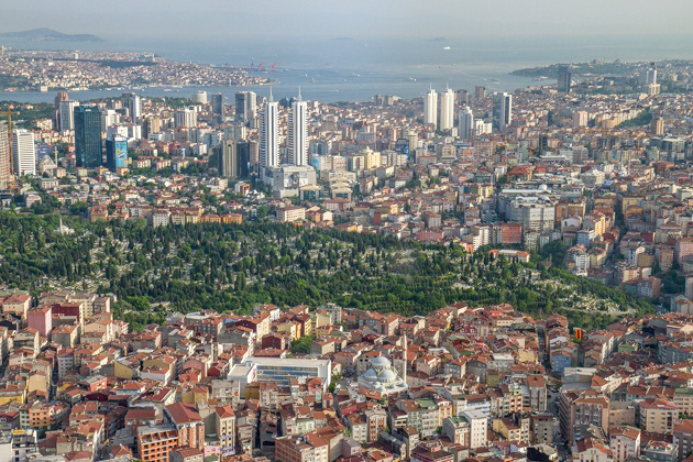 360 View Istanbul