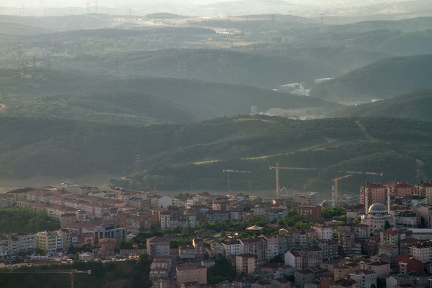The 7 Hills Of Istanbul