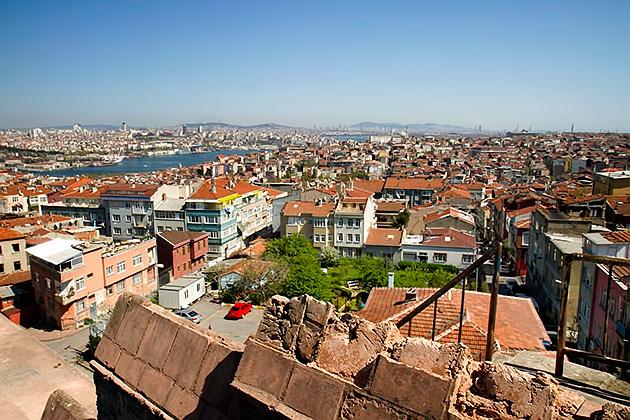 City-Walls-Istanbul