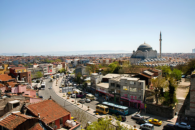 Highest-Mosque-In-Istanbul