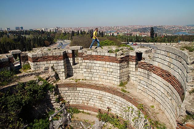 Theodosian-Walls--Istanbul