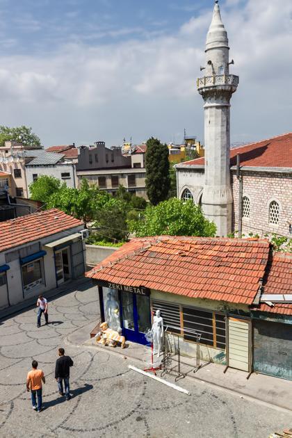 Han Tower Istanbul