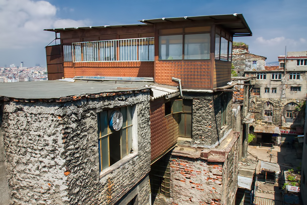 Apartment With A View Istanbul