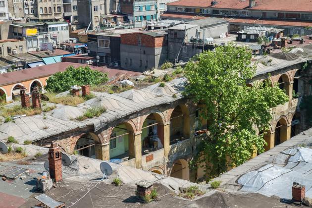 Istanbul Han Walking Tour