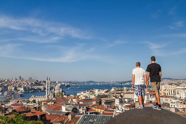 Gay In Istanbul