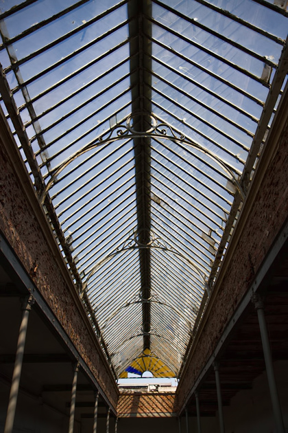 Glass Roof Han Istanbul