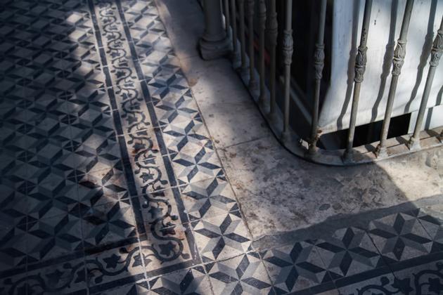 Tiles Han Istanbul