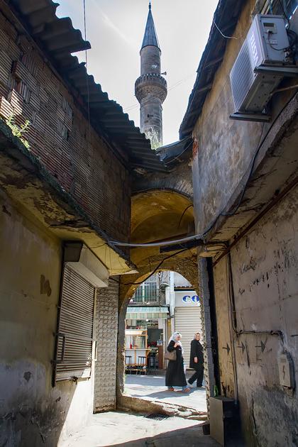 Walking In Istanbul