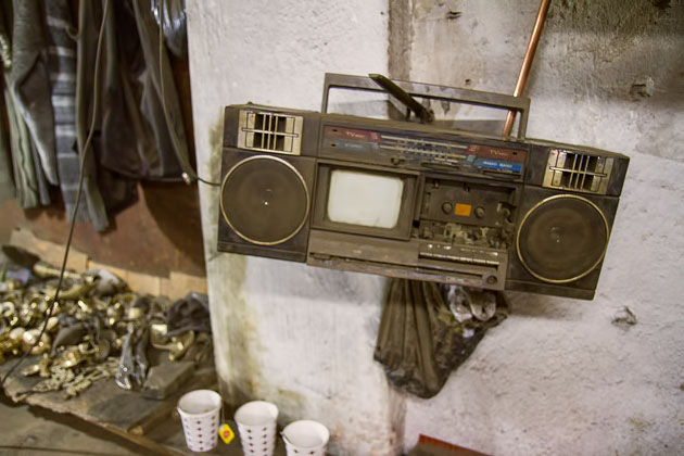 Old Boom Box Istanbul
