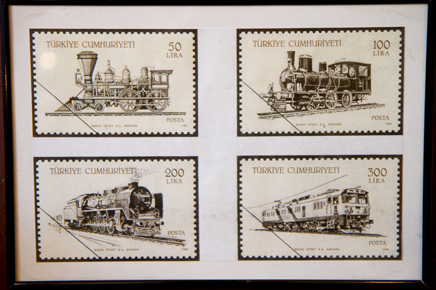 Orient Express Stamps