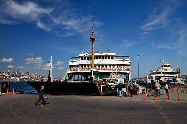 Ferry-Walk
