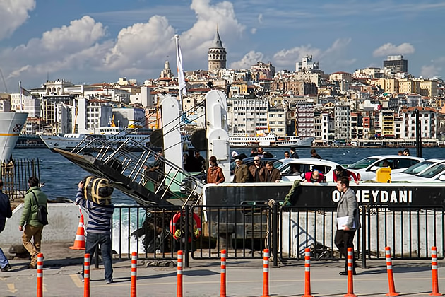Galata-Tower-Ferry