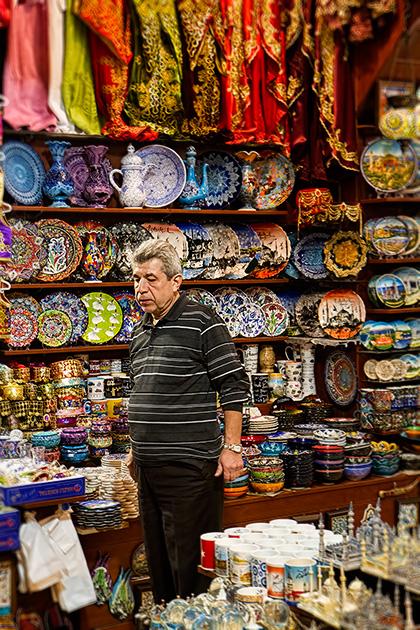 Haendler-Istanbul