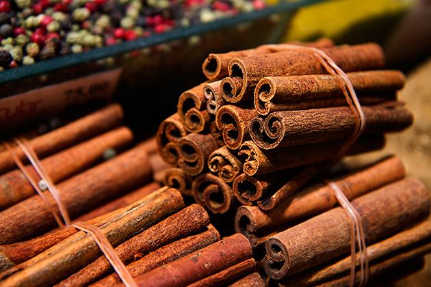 Istanbul-Cinnamon